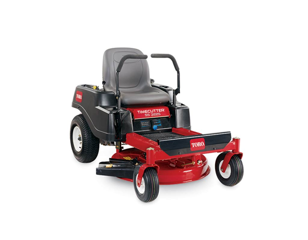 Industrial mowing TORO Timecutter