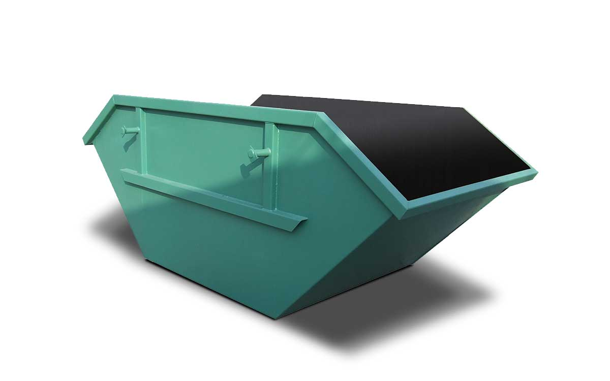 Skip container